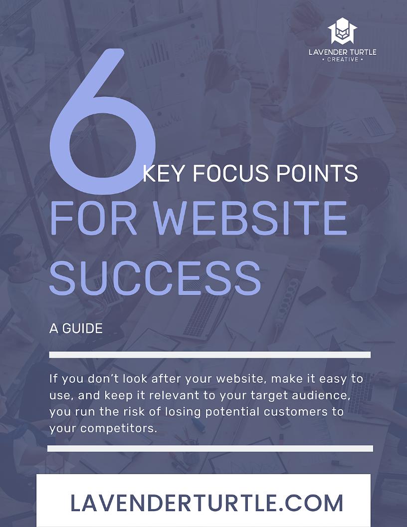 6 Key Focus Areas for Website Success