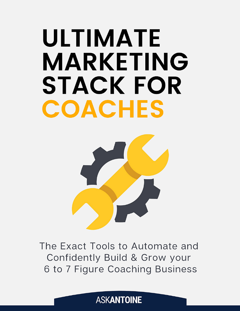 Ultimate Marketing Stack for Coaches