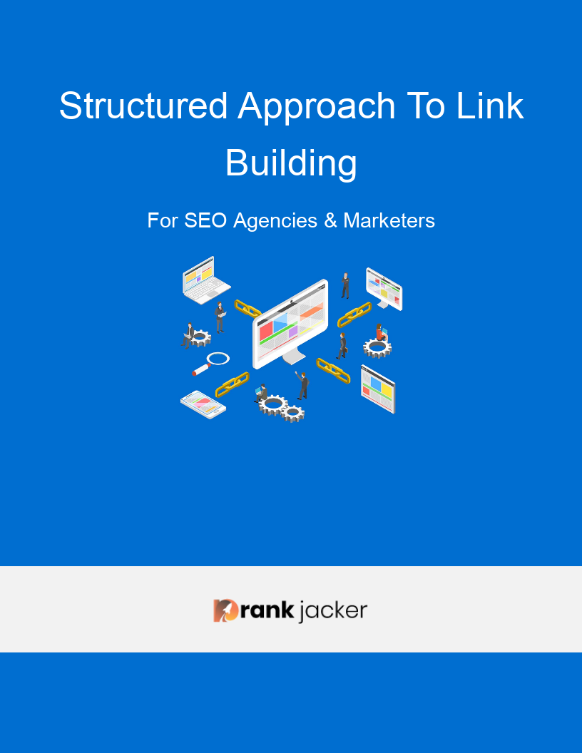 [eBook] Structural Approach To Link Building
