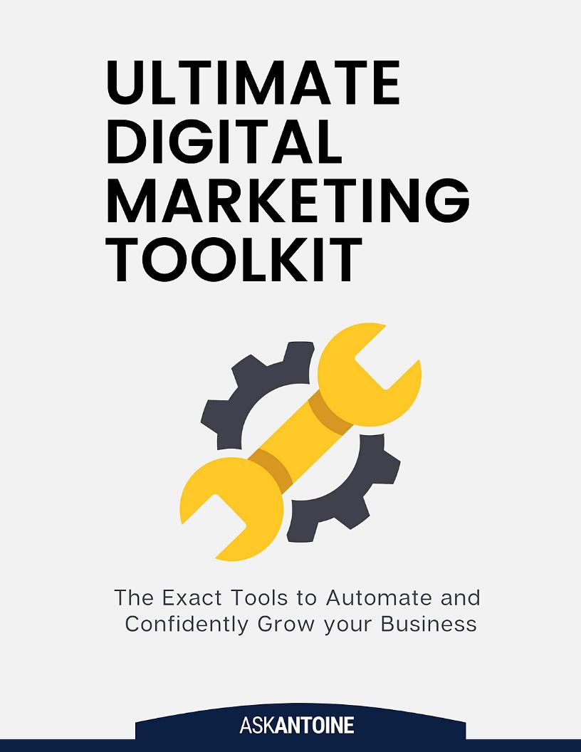 Ultimate Digital Marketing Toolkit