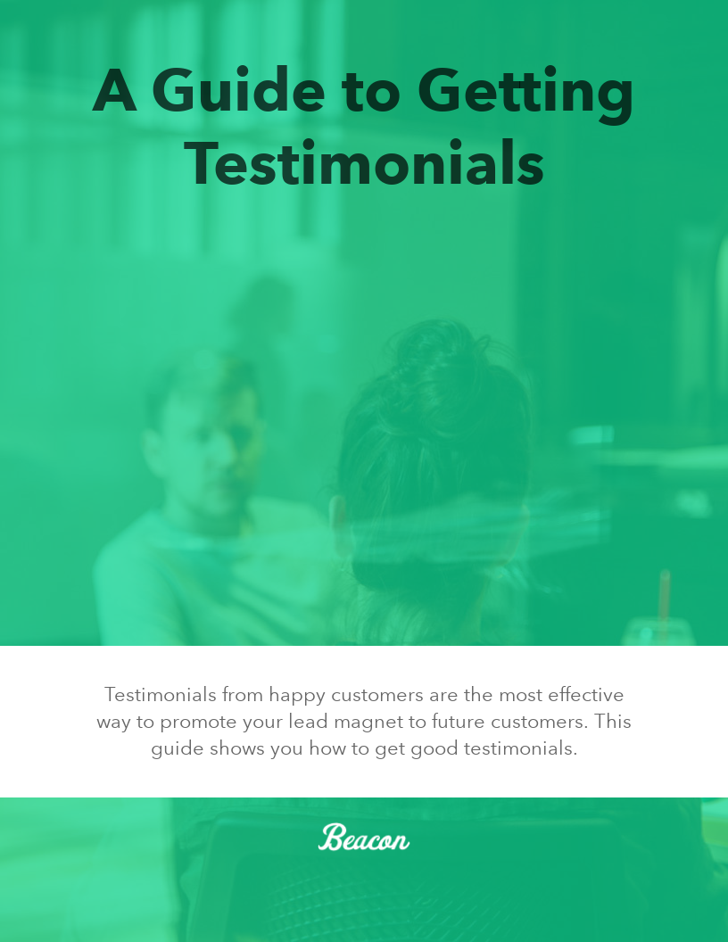 A Guide to Getting Testimonials
