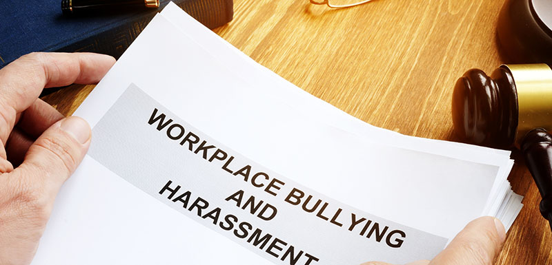 Bullying Versus Harassment Versus Violence: Understanding the Similarities and Differences, and Risks for Employer Liability