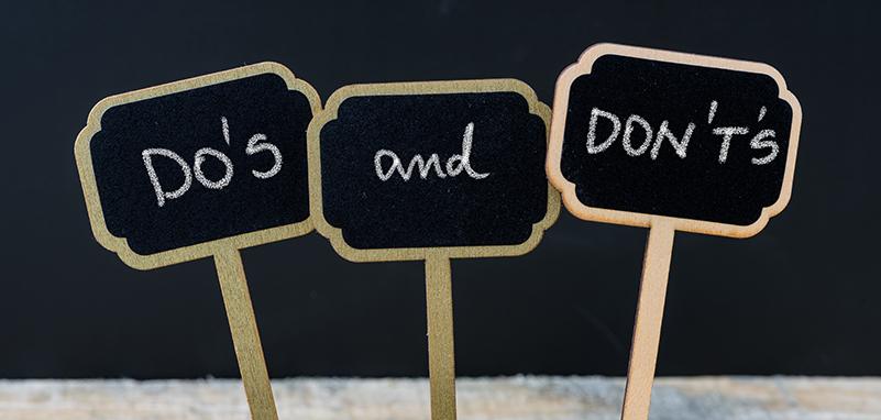 Rules When Disciplining or Firing an Employee