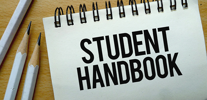 Drafting and Auditing Student Handbooks