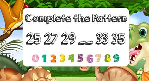 Number Patterns