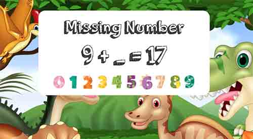 Missing Number Addition