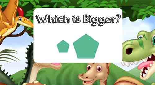 Which is Bigger