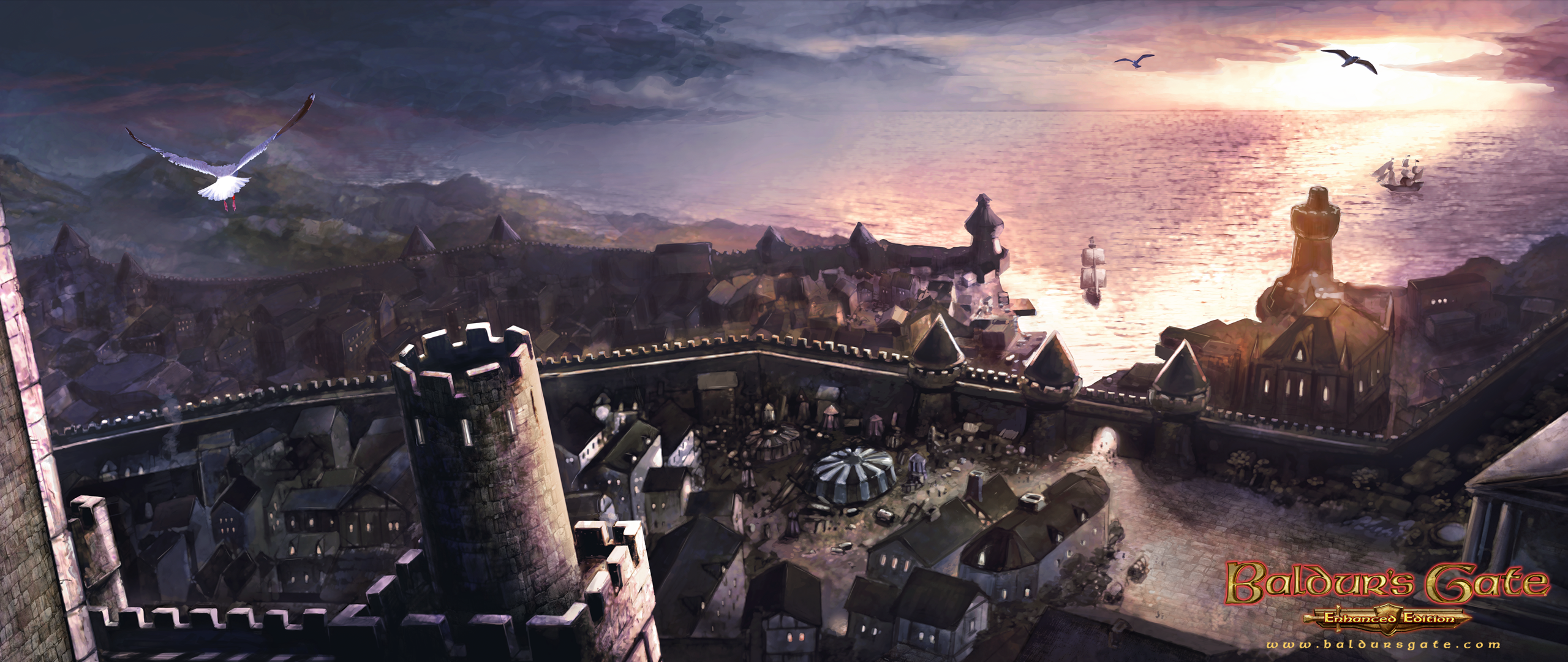 Last Month Weoffered Three Free Wallpaper Designs For Icewind Dale