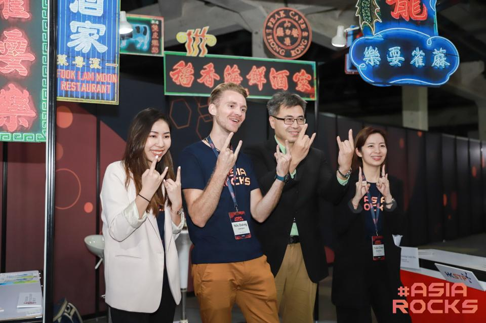#AsiaRocks Conference connects ecosystem builders across Asia — providing market expansion opportunities for startups