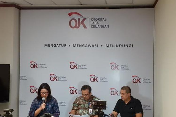 Indonesia's OJK: Banks' loan growth in October at the slowest pace since 2016 | BEAMSTART News