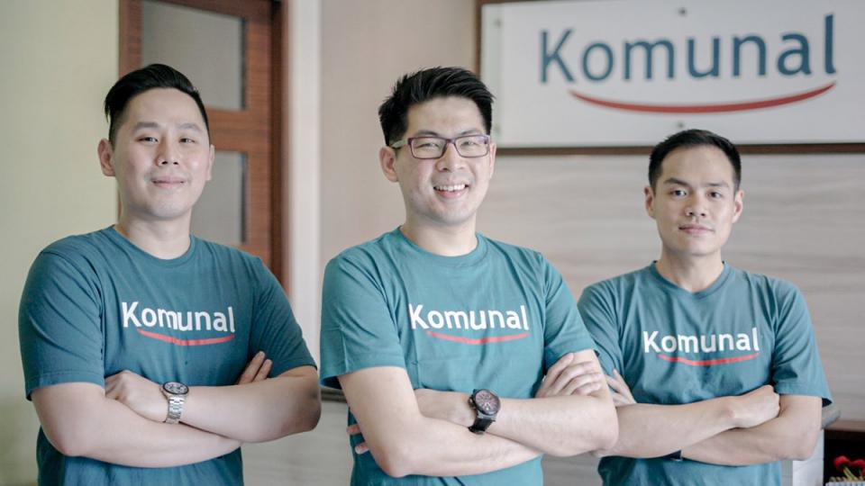 Indonesia's Komunal secures seed funding from East Ventures