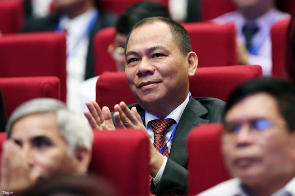 Vietnam's wealthiest man to sell cars to the US —  putting his own $2 billion cash on the line