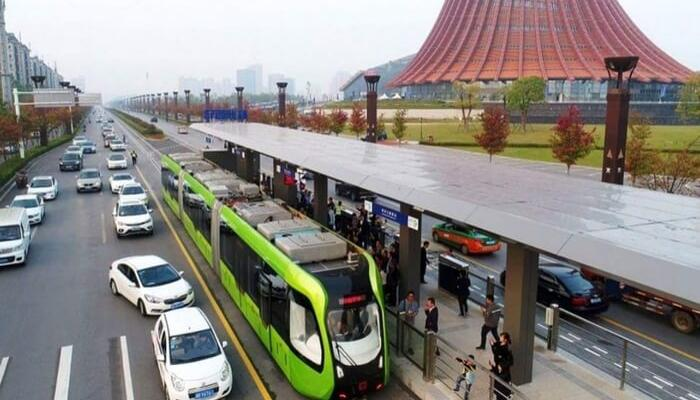 China launches driverless train for commercial line | BEAMSTART News