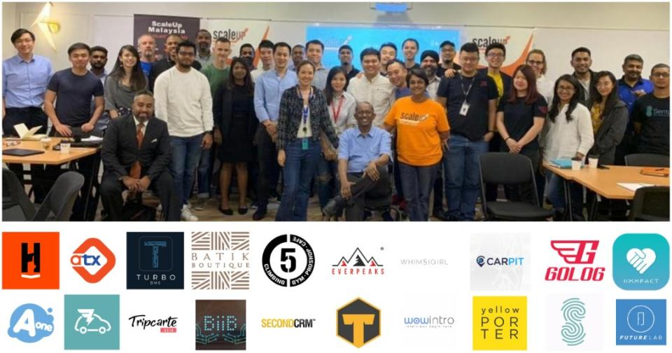 ScaleUp Malaysia Accelerator to invest RM200,000 into 10 of these 20 shortlisted companies.