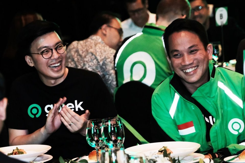 Gojek founders participate in series A funding for Indian startup m.Paani