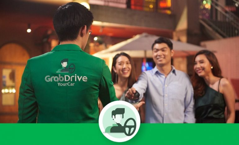 Grab's latest feature, GrabDriveYourCar, launched in Thailand | BEAMSTART News