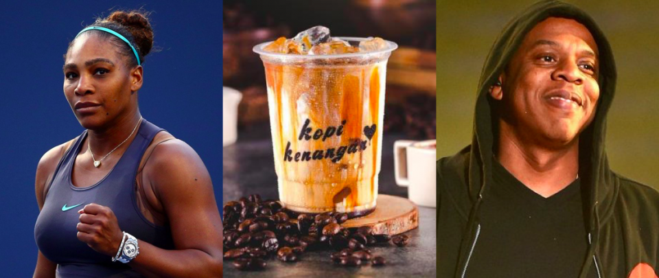 Indonesia's Kopi Kenangan receives funding from Jay-Z and Serena Williams | BEAMSTART News