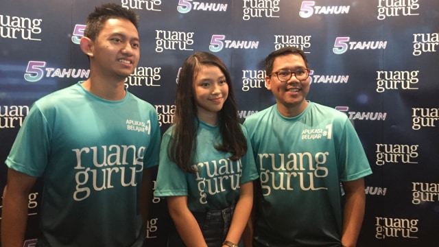 Indonesia's Ruangguru bags $150 million in Series C funding | BEAMSTART News