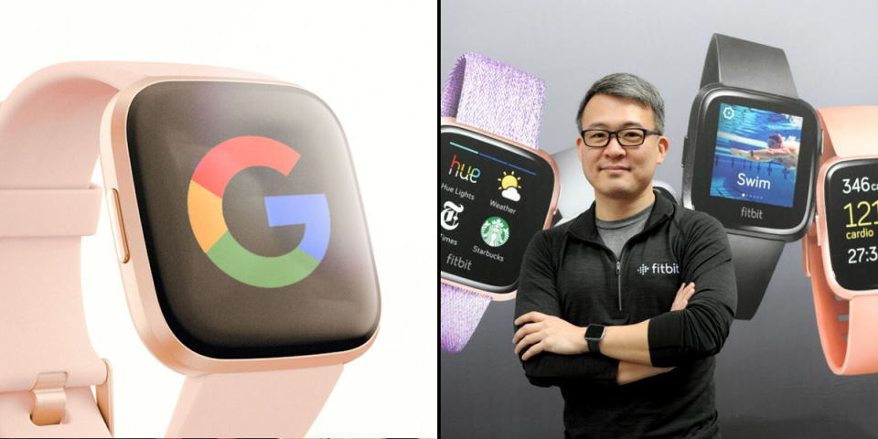 Google buys Fitbit for US $2.1 billion