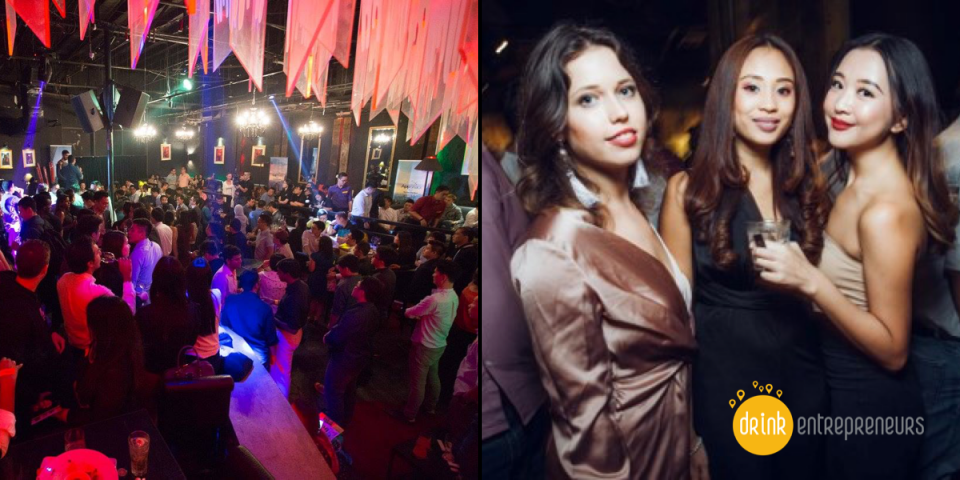 DrinkEntrepreneurs Malaysia to host largest Startup Party this November 14th, 2019. | BEAMSTART News