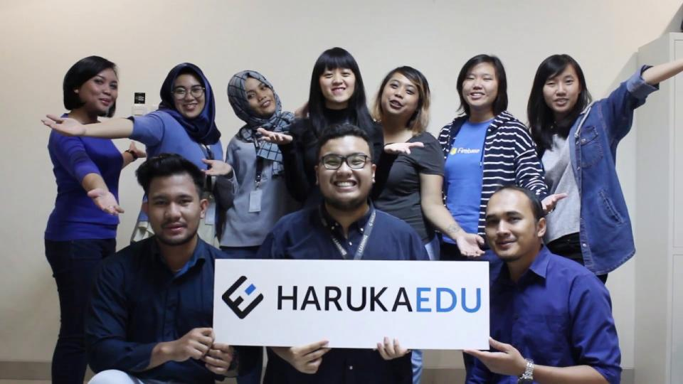 Indonesia's HarukaEDU closed its Series C funding round — expanding its education service into B2B transaction | BEAMSTART News
