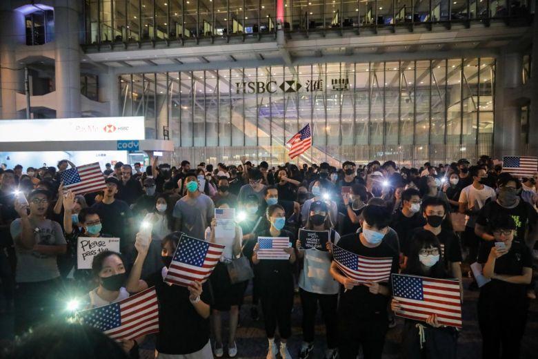 The US Passes Hong Kong Democracy Bill, Triggering China's Ire | BEAMSTART News