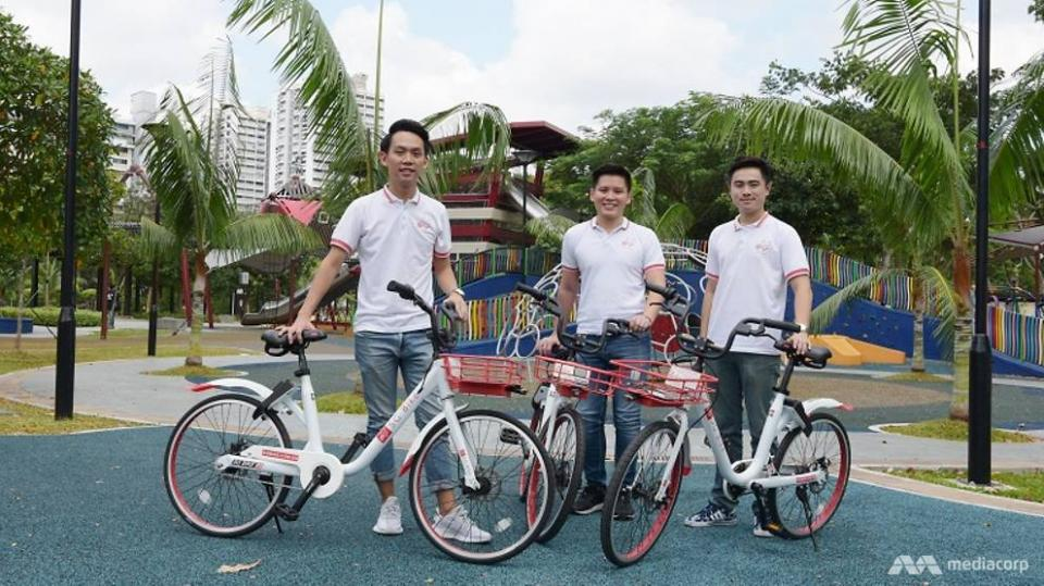 SG Bike acquired Mobike's fleet in Singapore for $1.9 million — users can ride for free