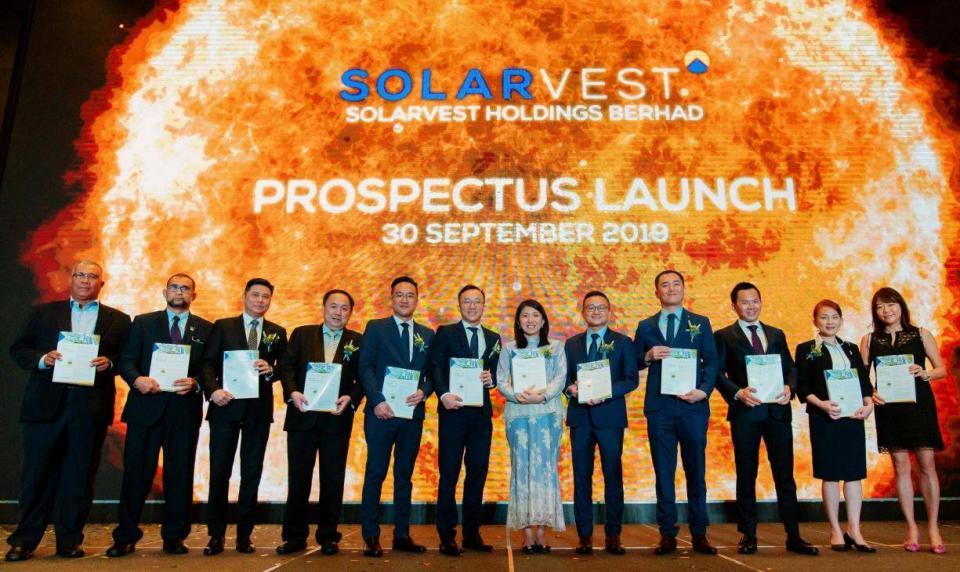 Malaysia's Solarvest sets for IPO listing — raising MYR 35 million