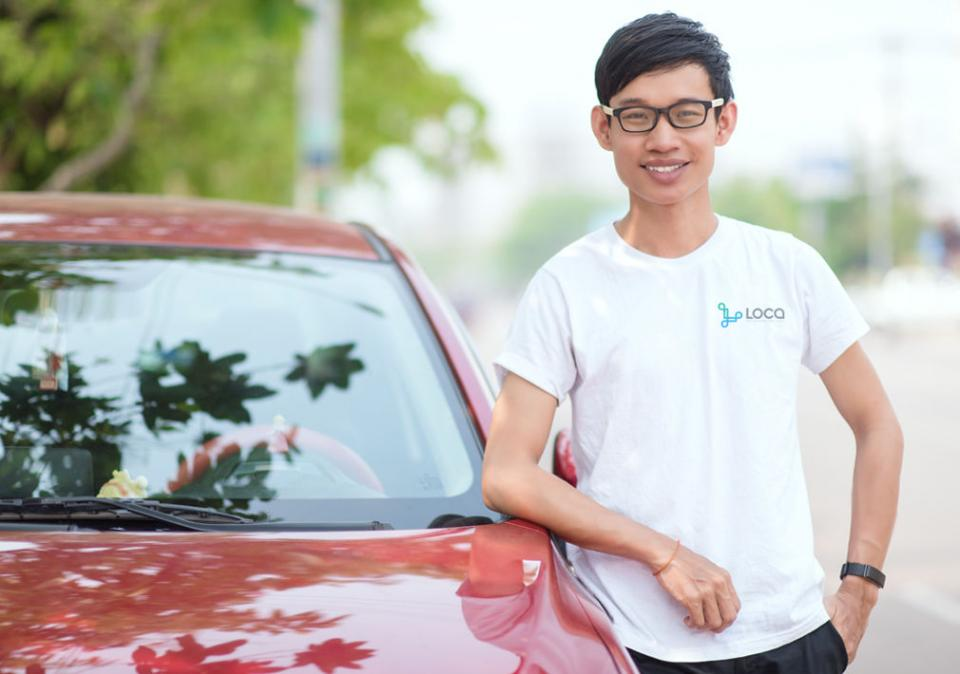 Laos ride-hailing app Loca to be featured at the Mekong Innovation conference in Thailand