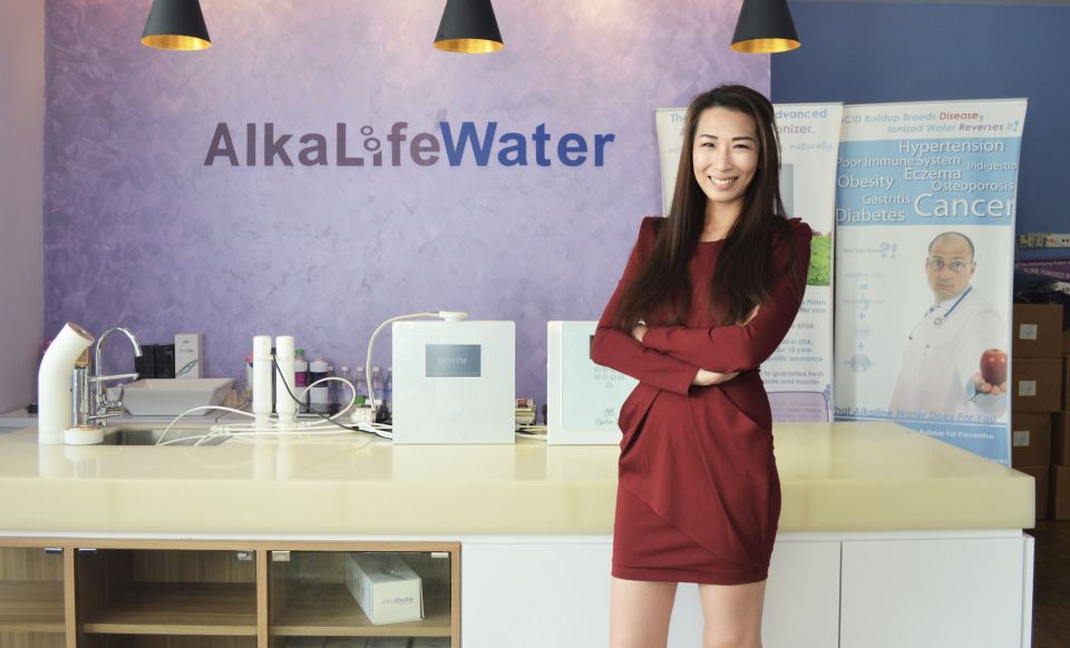 Malaysian Female CEO sells AlkaLife Group to Conglomerate in Korea.