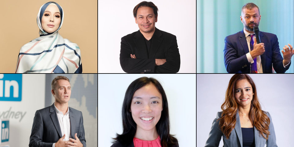 FashionValet's Vivy Yusof and LinkedIn's Olivier Legrand will speak at MaGIC E-Nation