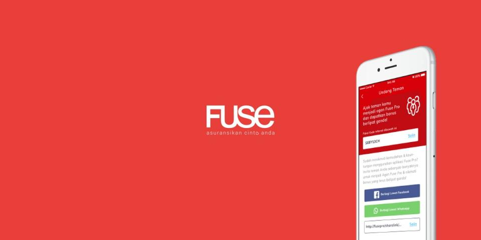Indonesian insurtech startup, Fuse, raised $2 million from its series A round