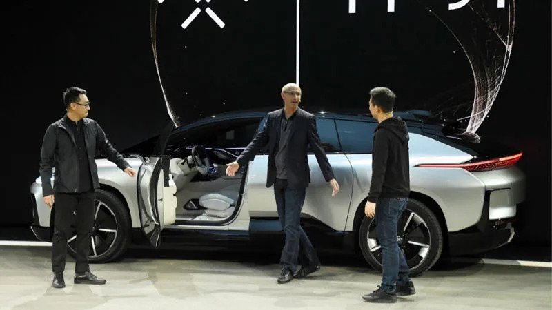 EV startup, Faraday aims to raise $850 million — despite founder's business mishap in China