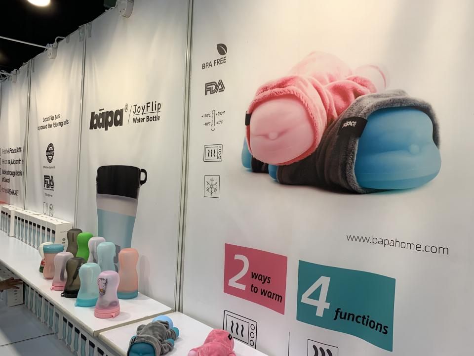 3 Interesting Innovative Products in Global Sources Lifestyle Show HK