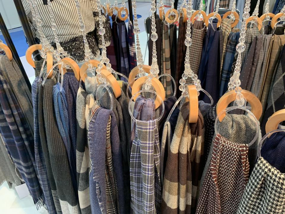 3 featured Hong Kong Fashion Companies at the Global Sources Trade Show