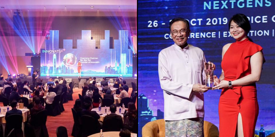 Asia Innovative Agency holds first ever Next-Generation Business Summit in Penang.