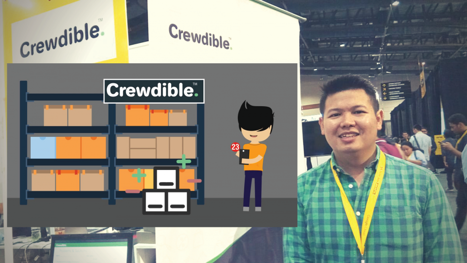 Indonesia's B2B e-commerce startup, Crewdible raised $1.5 million in a pre-series A round
