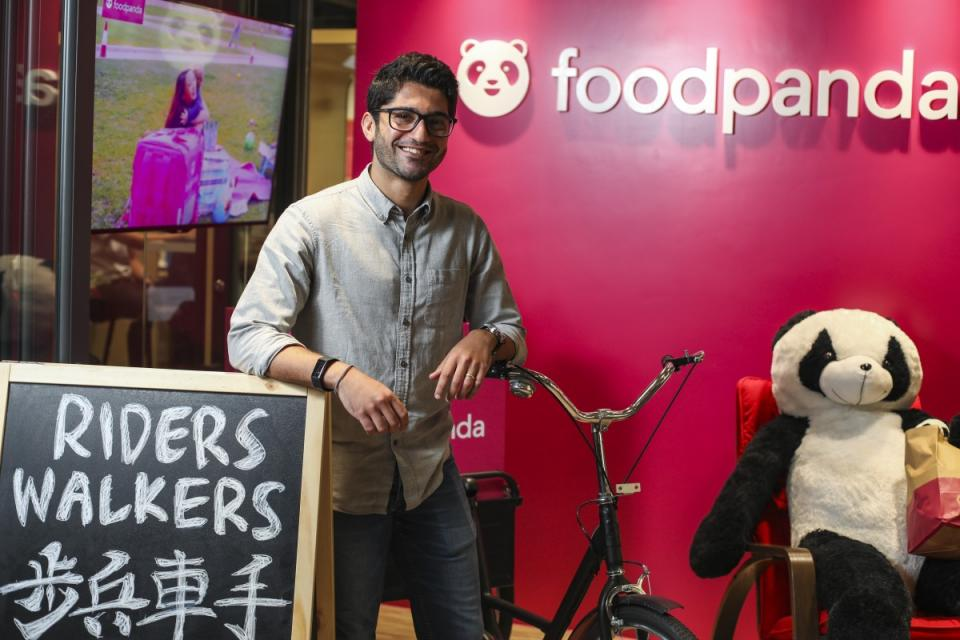 Foodpanda will deliver more than just food in Singapore — it will deliver groceries, flowers, and more