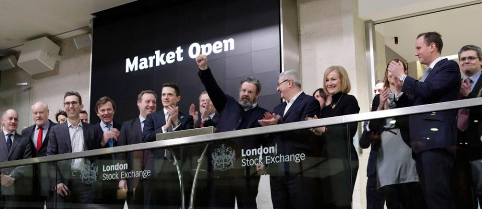 London Stock Exchange rejects Hong Kong Stock Exchange's $36.6 billion takeover offer.