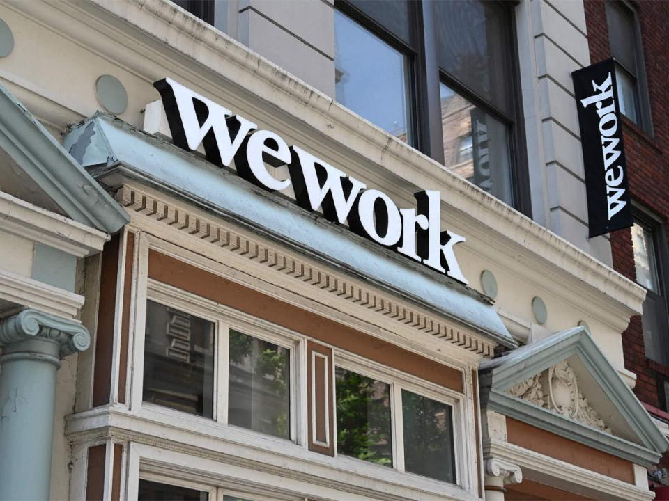 WeWork To Sell Conductor SEO Company, Faces Looming Financial Crisis.