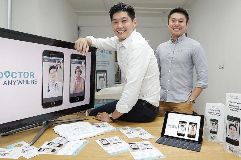 Singapore's startup Doctor Anywhere raises $27 million despite current economy