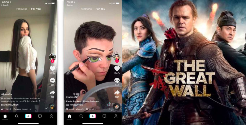 TikTok's twin app Douyin launches movie streaming feature