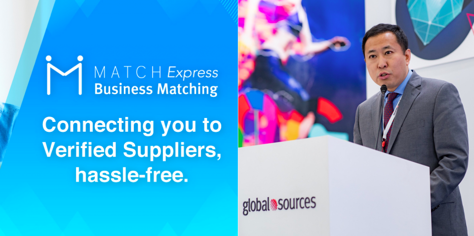 Global Sources is bringing their trade shows online. | BEAMSTART News