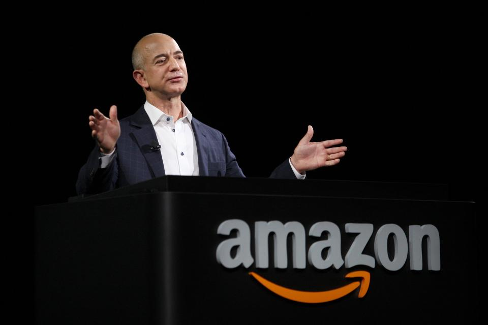 Jeff Bezos's Amazon value increases by $24 Billion