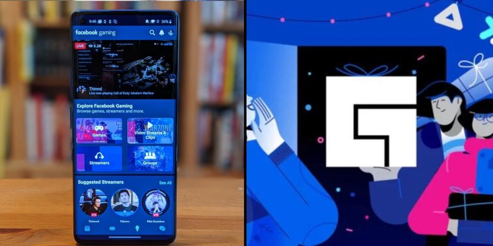 Facebook Gaming app launches, signaling the rise of esports.   BEAMSTART News