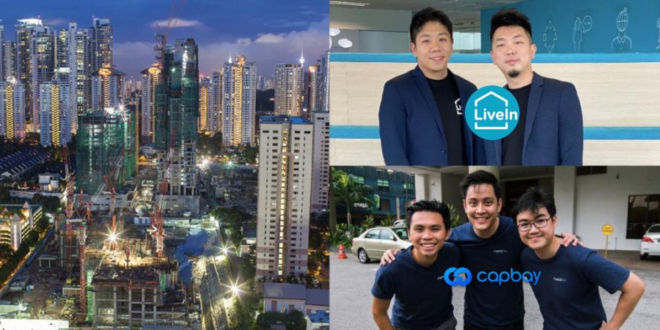 LiveIn & CapBay launch financing solutions to help property owners optimise cash flow | BEAMSTART News