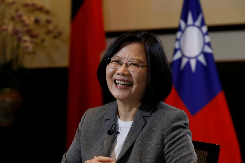 Taiwan plans to be a financial hub, much like Hong Kong.