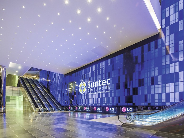 Singapore's Suntec lays off 50% of their employees as events industry grinds to a halt.