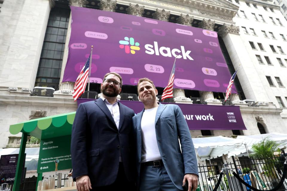 Salesforce is buying Slack for $27.7 billion | BEAMSTART News