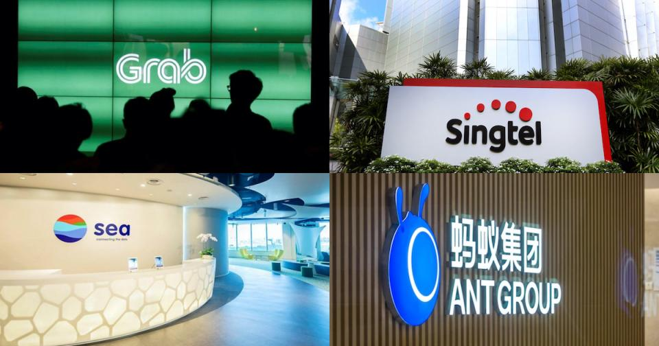Grab-Singtel, Sea, and Ant Group can now run Digital Banks in Singapore. | BEAMSTART News